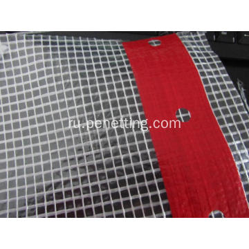 Transparent+Mesh+Scaffolding+Cover+Fabric